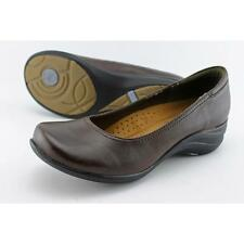 Hush Puppies Alter Pump Women US 7 Brown Loafer UK 5 EU 38 3222
