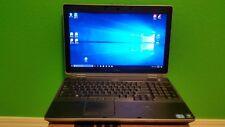 DELL E6530 Laptop 2.9Ghz i7-3520M / 1080p / 8GB DDR3 / 256GB SSD / HD Webcam