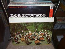 MAZOWSZE, Polish Song & Dance Company, Polka Music, Monitor # 361