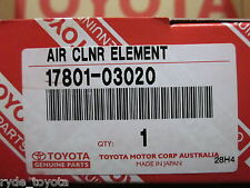 CAMRY AIR FILTER  1992 TO 1997 5SFE 3VZFE ** TOYOTA GENUINE PARTS **