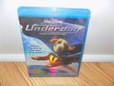 Underdog (Blu-ray Disc, 2007) Walt Disney - BRAND NEW, SEALED