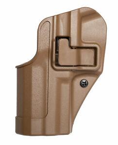Blackhawk! CQC Serpa Pistolen-Holster H&K P8 USP Links Coyote Brown