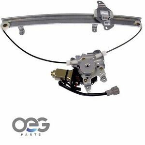 New Window Regulator and Motor Assembly For Nissan Maxima 00-03 Front Left