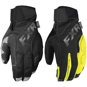 FXR Attack Lite Glove Waterproof Microfleece Thinsulate Lining Durable Snocross