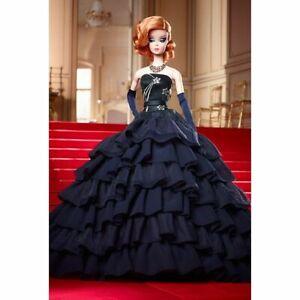 Barbie Signature Silkstone *Midnight Glamour* 2018 Gold Label
