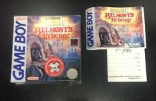 Castlevania II Belmonts Revenge Gameboy Box And Manual Only German Version