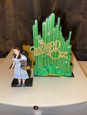 Rare Shelia's The Wizard of Oz Sign 'Signoz' With Rare Dorothy Beautiful 🤩