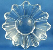 RARE Specialty (7 x AVAILABLE) RIPPLE FLOWER Candy Dessert Fun Bowl Dish VG Aust