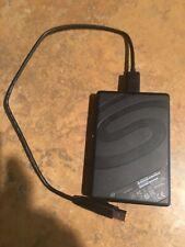 Seagate Backup Plus My Passport 3TB External HDD-Black