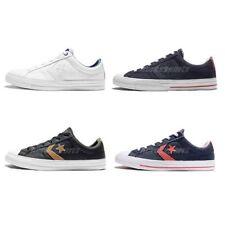 Converse Men's Street Canvas Mid Top Sneaker White/Natural/White Size 9.0 eLNM