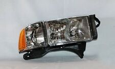 Right Side Headlight Assembly For 1999-2002 Dodge Ram Pickup (w/ Sport Package)