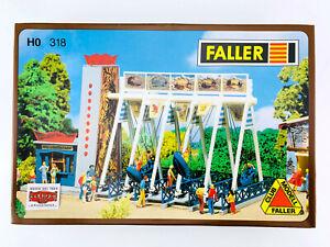 FALLER H0 318 -  KIT DE CONSTRUCCIÓN COLUMPIO DE BARCOS - NUEVO!