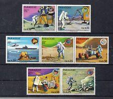 Paraguay Espacio Misiones Espaciales año 1973 (DV-665)