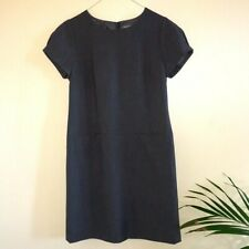 ANN TAYLOR Pocketed Short Sleeved Shift Dress Petite Size 4P