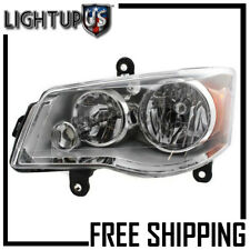 08-16 Chrysler Town & Country Dodge Grand Caravan Left Driver LH Headlight