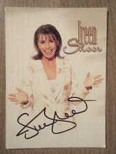 Ireen Sheer original handsignierte Autogrammkarte! Musik TT4.3