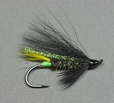 Glitter Bear Atlantic Salmon Flies - 6 Fly MULTI-PACK - Sizes 4, 6 and 8