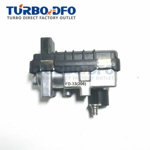 GTA2052V G-033 turbo charger actuator for Ford Transit VI 2.2 TDCi 115 / 140 HP