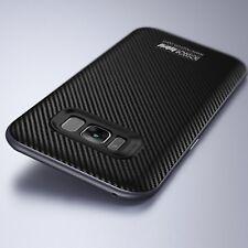 Cover Custodia Hybrid + Vetro Temperato Samsung S8 Bumper Antiurto Armor Noziroh