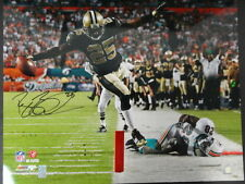 Reggie Bush Signed 16x20 Photo Autograph Auto RBA *4808