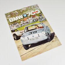 BMW 700 Sport - alter Prospekt - Faltblatt - Vintage Sales Brochure - 1961