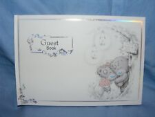 Me To You Wedding Day Guest Signing Book NEW G01Q6588