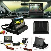 Telecamera posteriore per auto con sistema di parcheggio monitor LCD da 4,3 ''