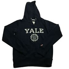 League Collegiate Outfitters Yale Navy Blue Hoodie Men's Size Small S Enjoy Ivy