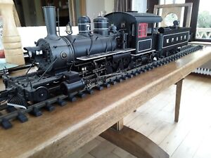 Bachmann G Scale 2-8-0 Narrow Gauge Consolidation Loco