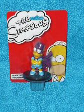 "The Simpsons Figurine Bartman Bart 2.5"" Tall New Sealed Cake Topper"