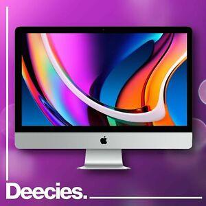 """NEW27"""" Retina iMac Apple 5k 3.1Ghz i5 6-Core 16GB Ram 256GB SSD 5300 2020 NEW"""