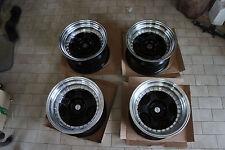 """JDM 15"""" X 9 AE86 Datsun pcd114.3 wheels 240z meister style s1 sp1 Z31 s30 Ke70"""
