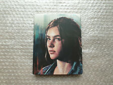 STEELBOOK G2 from The Last of Us Part II Collector's Edition NEW WITHOUT DAMAGES