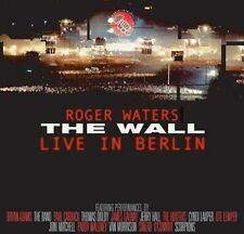 Wall: Live In Berlin - 2 DISC SET - Roger Waters (2003, CD NEUF)