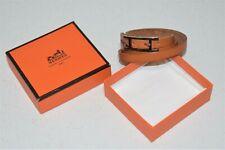Bracelet en cuir HAPI 3, Hermès