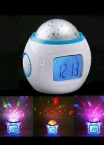 Newborn Baby Musical Lullaby Cot Mobile Nursery Nightlight Show STARRY SKY UK P2