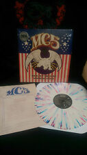 MC5 Kick Out The Jams MotherFucker ! LP Splatter  (Sister Anne live with Lemmy)