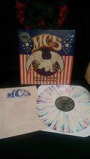 MC5 Kick Out The Jams MotherFucker ! LP Splatter  (Sister Anne live with Lemmy)