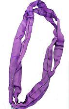 40mm 15748 X 8 1 Ply Endless Purple Round Lifting Sling Poly Sling 1 Pk