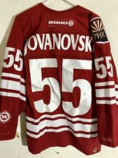 Reebok Premier NHL Jersey Phoenix Coyotes Ed Jovanovski Burgundy sz M