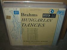 KEMPEN / BRAHMS hungarian dances ( classical ) 10""