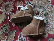 UGG Baby Erin Booties Sand Size M