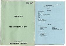 From Redd Foxx Estate The Little People Script