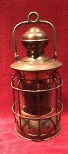 E.Miller Circa 1916 Standing Ships Lantern