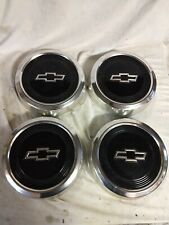 1941 1942 1946 CHEVROLET TRUCK 1//2 TON HUBCAP NEW SET OF 4 POLISHED STAINLESS