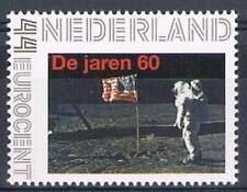 Persoonlijke zegel De jaren 60 MNH 2563-Ab-07: Eerste Mannen op de Maan