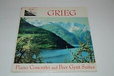 Grieg~Piano Concerto and Peer Gynt Suites~Westminster XWN 18231~FAST SHIPPING!