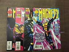 Magneto #1-4, (X-Men), FREE SHIPPING