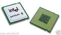 PROCESSORE  SOCKET 775 LGA  INTEL PENTIUM 4_630 / 3.0 GHz Prescott Single-Core