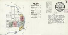 Bremertron, Washington~ Sanborn Map© sheets on CD 50 maps in~COLOR~1904 to 1925